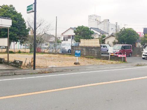 加世田本町 土地155㎡(46.8坪)